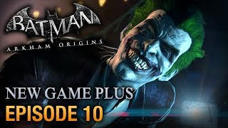 Batman: Arkham Origins - Walkthrough - Episode 10: The Royal Hotel [PC 1080p]