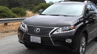 Lexus RX 450H 2013 Videos