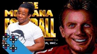Joe Montana Football w/ Tom Phillips Part 1: Sandman's like a genie — Superstar Savepoint