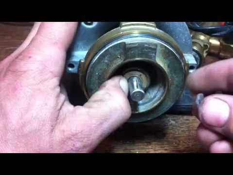 Changing The Shaft Seals On A Stuart Turner Monsoon Pump