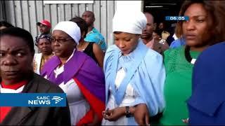 Video Mourners attend Tsvangirai's funeral service download MP3, 3GP, MP4, WEBM, AVI, FLV Oktober 2018