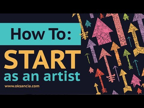 How to overcome beginner artist block and start a career as a self-taught freelance textile designer