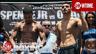 It's SHOWTIME: Spence vs. Ocampo | June 16 on SHOWTIME