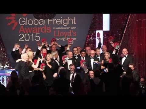 Global Freight Awards 2015 - Highlights