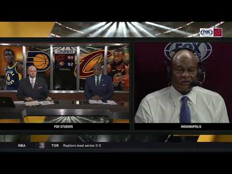 Austin Carr: Cavs are gonna have to grow up | CAVALIERS-PACERS POSTGAME