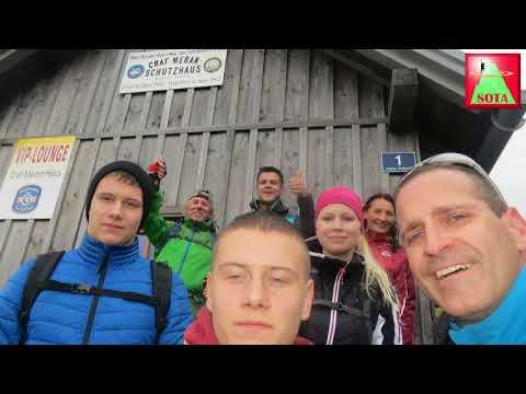 SOTA - Amateurfunk Auf Der Hohen Veitsch (1.981m)