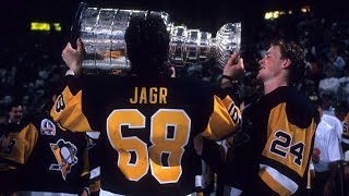 1992 Penguins Win Back to Back