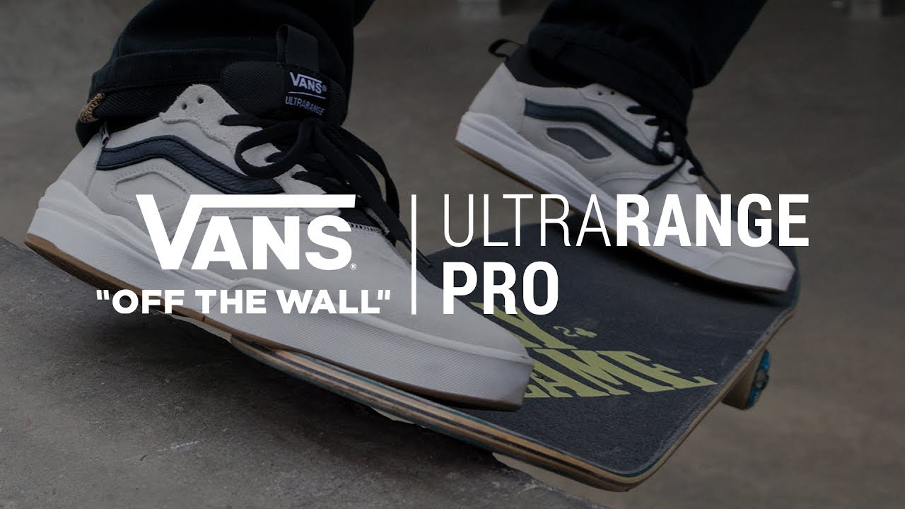 47c02865718d61 Vans Ultrarange Pro Skate Shoes Promo - Tactics.com - YouTube
