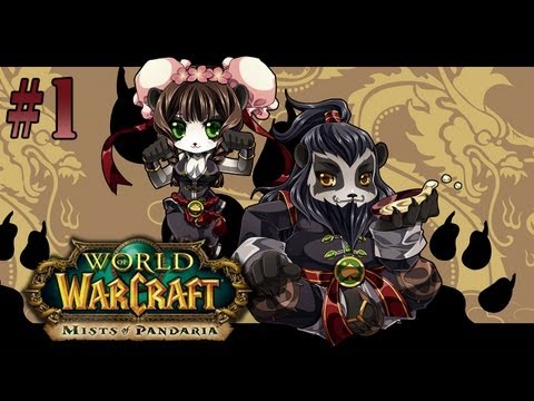 WoW: Mists Of Pandaria - Здравствуй, Пандария! (Серия 1)