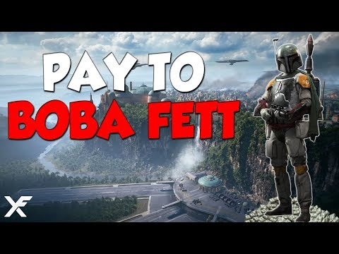 How to Star Wars Battlefront II - Pay to Boba Fett