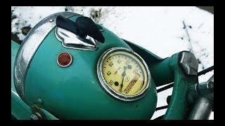 Купил мотоцикл мечты всех советских пацанов