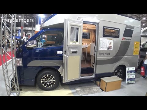 Japanese Campers FUNLUCE URAL 2020