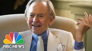 Writer Tom Wolfe Dead At 88 | NBC News