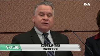 """CECC报告:有""""强有力的说法""""认为中国在新疆犯下了""""反人类罪"""""""