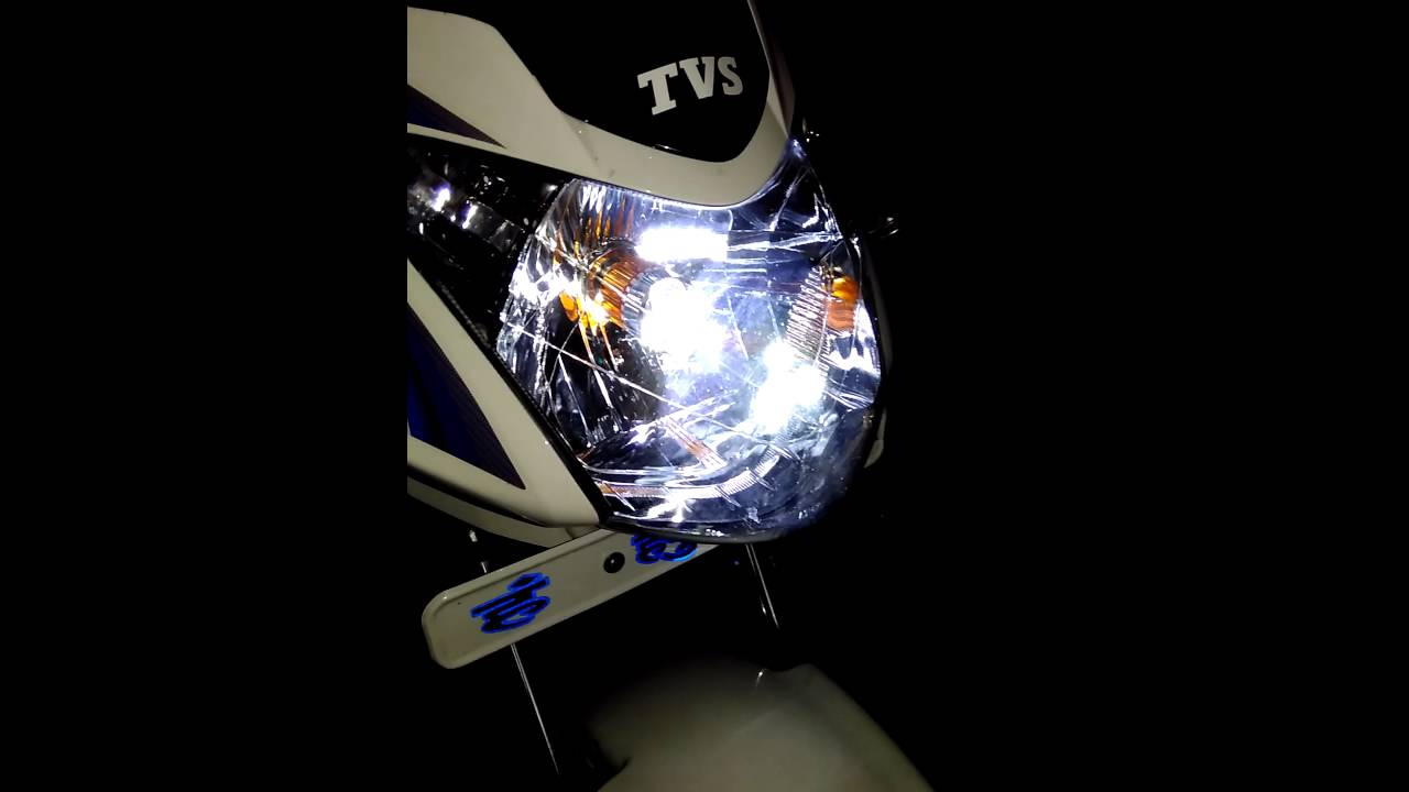 Tvs Sport Modified Youtube