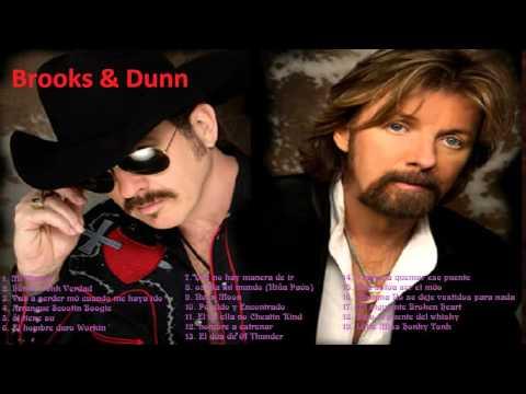 Brooks & Dunn - Las canciones de Brooks & Dunn o - Actualización 2016