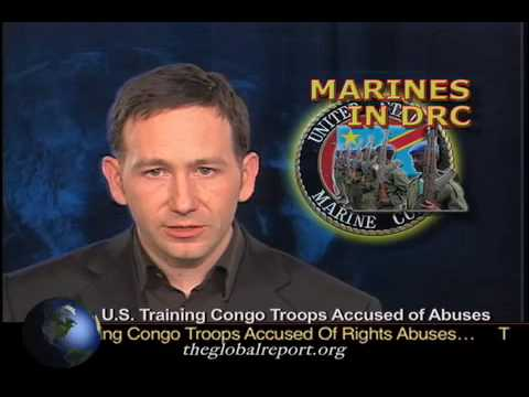U.S. Training Congo Troops Accused of Abuses