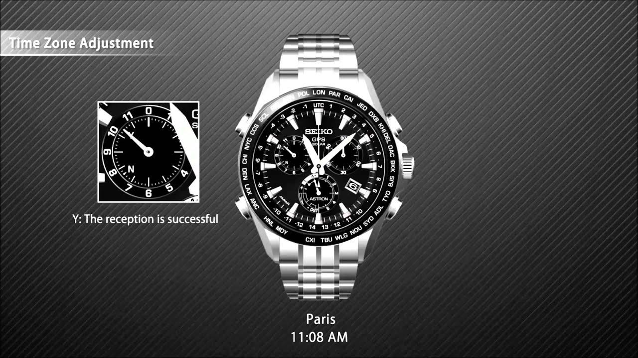 seiko astron video manual time zone adjustment boumanonline rh youtube com seiko coutura ssg009 manual seiko coutura solar manual