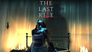 THE LAST RITE Teaser (2021) Exorcism Horror