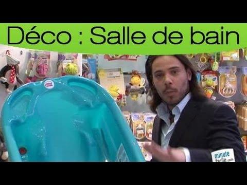 Deco Amenager La Salle De Bain Pour Le Bebe Youtube