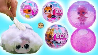 NEW Winter Disco  LOL Surprise Big + Fuzzy Hair Pets - Water Snow Globes Video