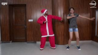 Christmas Special | Bhangra | Laembadgini | Diljit Dosanjh | Oops TV