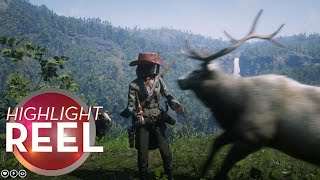 Highlight Reel #511 - Red Dead Player's Day Ruined