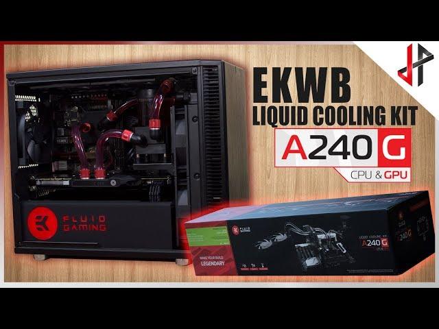 ekwb water cooling kit