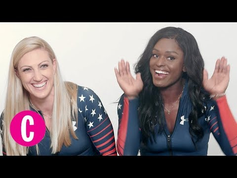 Download Youtube: 28 Olympians on How to Get Laid in the Olympic Village | Cosmopolitan