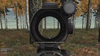Arma 2 DayZ Origins - PvP moments #1