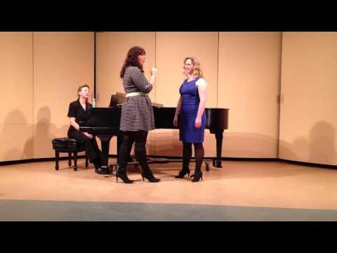 Jennifer Rowley Vocal Masterclass - Hartt School of Music 4/7