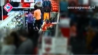 Twee vrouwen gaan in Nootdorp uit stelen samen met jonge kinderen