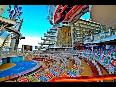 Allure of the Seas Cruise Ship Tour and Review - Cruise Feve