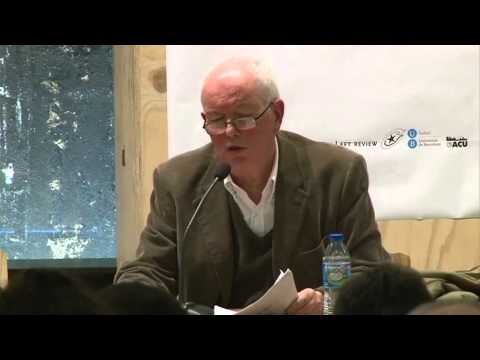 Keys to a present in crisis. Robin Blackburn.  Left Exits from the Crisis? (Madrid 17-12-2014)