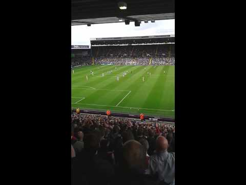 Stoke's Peter Odemwingie song vs West Brom away
