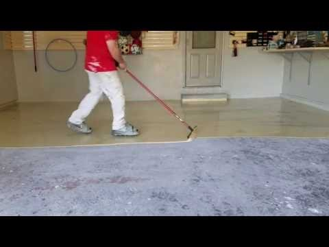 Sheboygan Epoxy Garage Floor