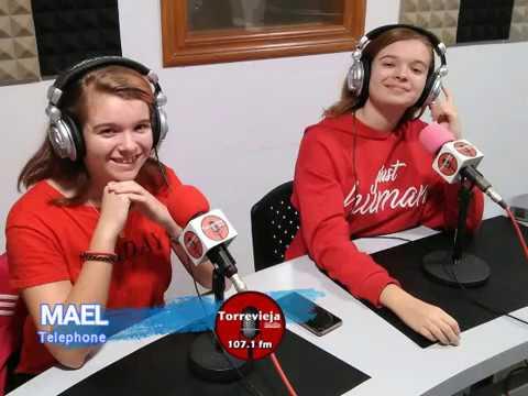 """Promoción """"Telephone"""" en Torrevieja Radio - Mael"""