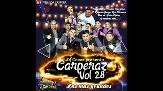 Carperazo 28 - Cover DJ - Feliiz 2018 ! ! - MC -