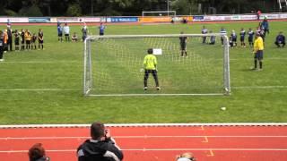 greven 2013 fußball turnier u11 halbv. elfmeterschießen