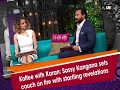 Koffee with Karan: Sassy Kangana sets couch on fire with startling revelations - ANI #News