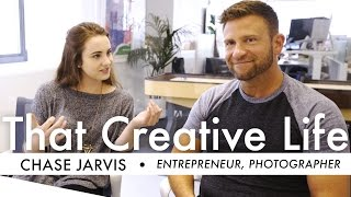 Stand out in your creative field - chase jarvis | that creative life ep.013