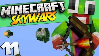 Minecraft: SKYWARS #11