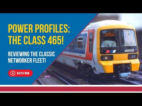 Train Profiles | The Class 465! |