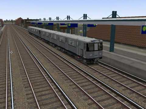 Getting Around the Liberty Subway System - OMSI 2