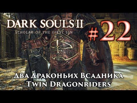 Dark Souls 2: Два драконьих всадника / Twin Dragonriders