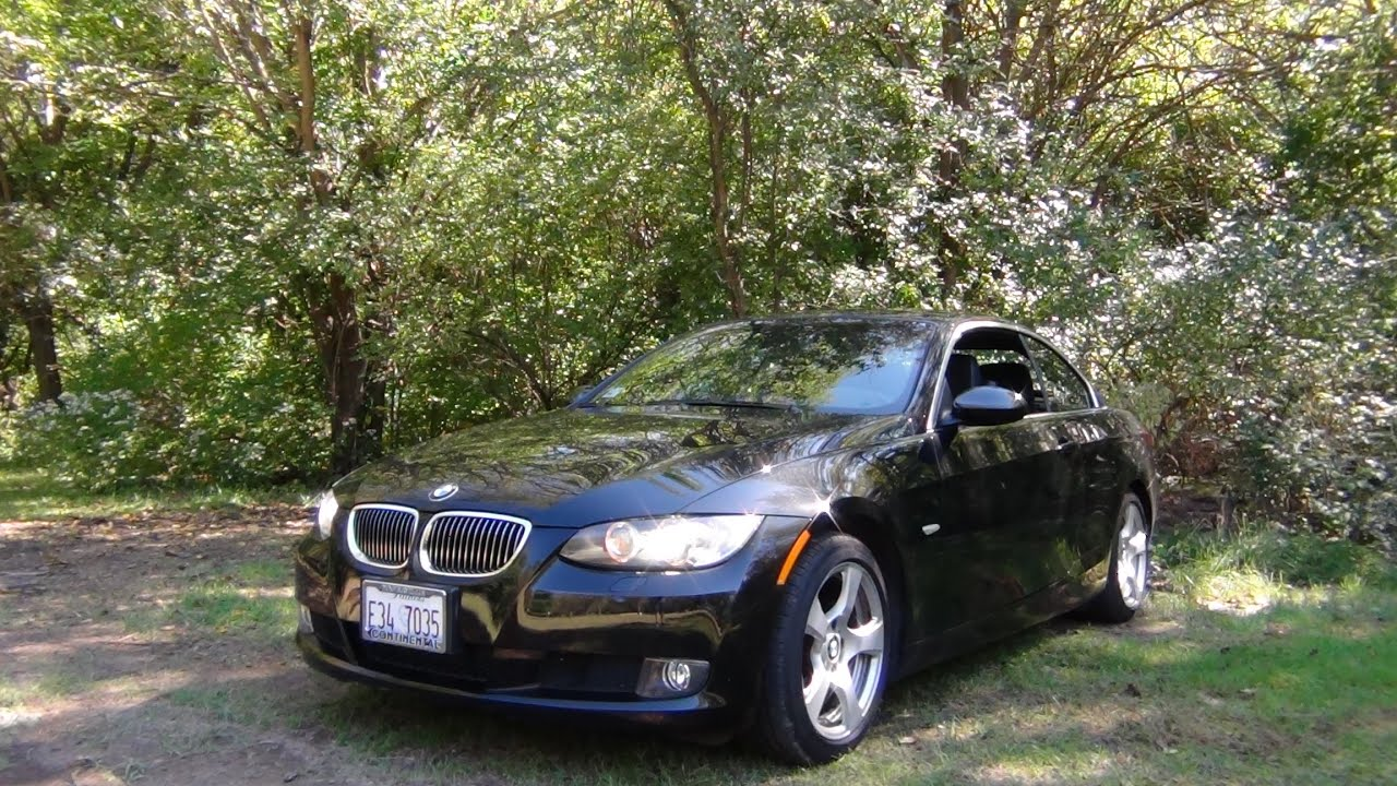 Review 2009 Bmw 328i Convertible