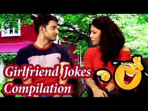 गर्लफ्रेंड की कॉमेडी | Girlfriend Jokes Compilation | Hindi Best Jokes Collection