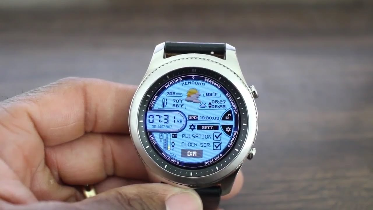 How To DownLoad Watchmaker Watch Faces Free For Galaxy Watch/Gear S3 &  Android Wear
