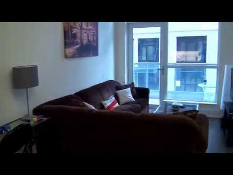 1 bedroom Furnished condo apartment Toronto