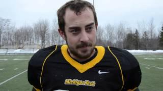 Tyler Scarlett Postgame Interview vs. Angelo State 11-22-14